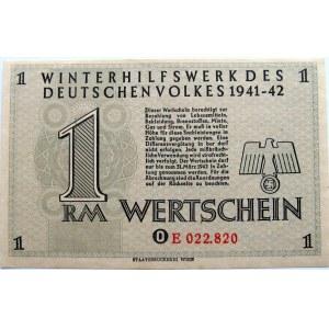 Niemcy, Pomoc zimowa dla narodu niemieckiego,1 marka 1941/42
