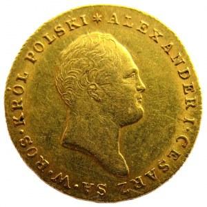 Aleksander I, 25 złotych 1817 I.B., Warszawa, ładne