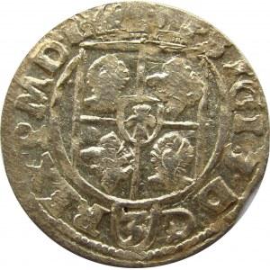 Zygmunt III Waza, półtorak 1616, Kraków