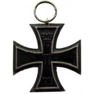 Niemcy, Krzyż żelazny 1914, I wojna światowa, sygnowany WM