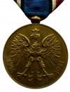 Polska, II RP, medal Polska Obrońcy Swemu (1918-1921), za wojnę polsko-rosyjską