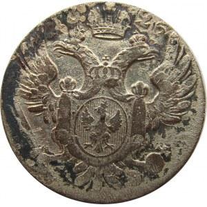 Mikołaj I, 10 groszy 1826 I.B., rzadszy rocznik, Warszawa
