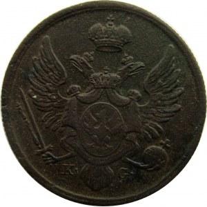 Mikołaj I, 3 grosze 1831 K.G., Warszawa
