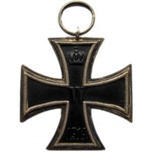 Niemcy, Krzyż żelazny 1914, I wojna światowa, sygnowany