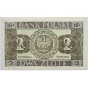 Polska, II RP, 2 złote 1936, seria DO, UNC