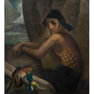 Marek Żuławski, Odpoczynek rybaka
