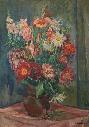 Henryk Epstein, Kwiaty w wazonie