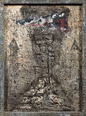 Henryk Musiałowicz, z cyklu Portret z wyobraźni, 1962/64