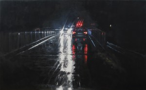 Łukasz Jacek - Night Drive 5, 2018