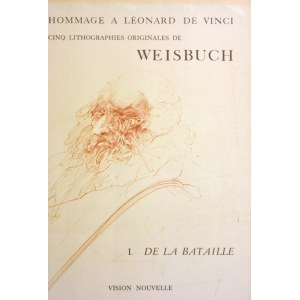 Claude Weisbuch, Hommage A Leonardo de Vinci