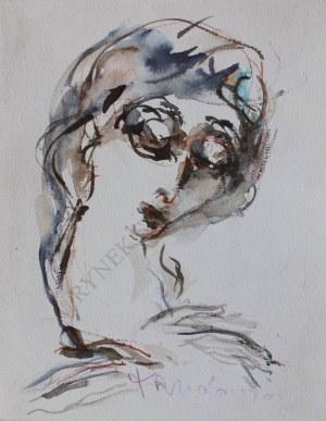 Teresa Rudowicz (1928-1994), Portret kobiety