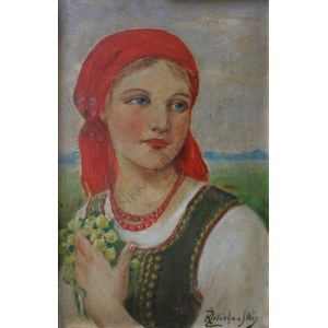 Kasper Żelechowski (1863-1942), Krakowianka
