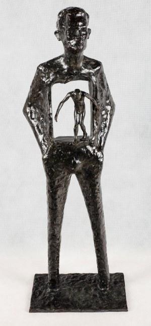 Paweł Goliszek (1964) - Portret wewnętrzny, 2017