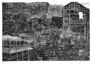 Oskar Gorzkiewicz, Chinatown, 2016