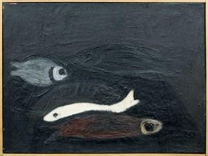 Barbara Jonscher (1926–1986), Biała ryba, 1957*