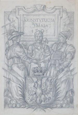 Zygmunt Kamiński (1888–1969), Konstytucja 3 Maja 1791, 1922*