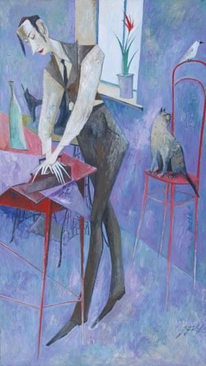 Iwan Kulik (ur. 1959), Krawiec, 2006*
