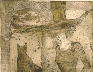 Edyta Purzycka, Kot i jego przyszłość, 2005