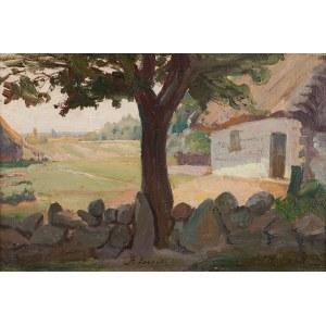 Kazimierz Lasocki (1871 Gąbin – 1952 Warszawa), Podkrakowska wieś