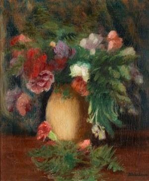 Abraham Weinbaum (1890 Kamieniec Podolski - 1943 Sobibór), Bukiet kwiatów