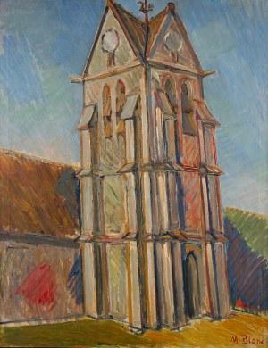 Maurice Blond (1899 Łódź – 1974 Clamart), Katedra