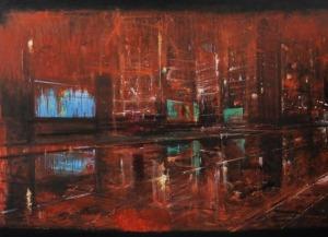 Zbigniew Blukacz, Ulica deszczu