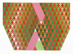 Jerzy GRABOWSKI (1933-2004), Gradacja na trójkąt, 1969