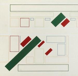 Krystyn ZIELIŃSKI (1929-2007), VII-1989, 1989