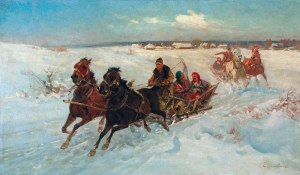 Ignacy ZYGMUNTOWICZ (ok.1875-1946/1947), Wyjazd do miasta