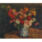 Zofia ALBINOWSKA-MINKIEWICZOWA (1886-1971), Kwiaty w dzbanku