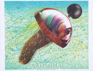 Gorlak Zbigniew (ur. 1955) Rhombus – figura pneumatyczna łącząca farfocel z syfonem, 2000