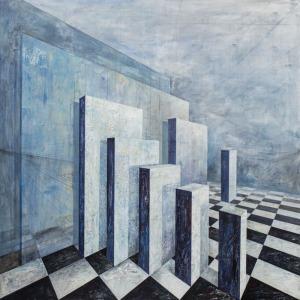 Iwona Gabryś (1988), Człowiek walczący nr 14 (2016)