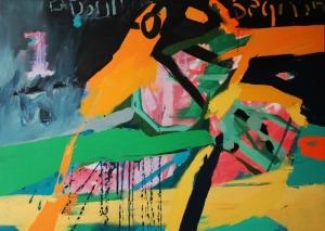 Anna Nosowicz (1983), Absolute Beginners (2014)