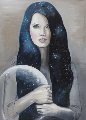 Katarzyna Kuciel, Królowa nocy, 2018