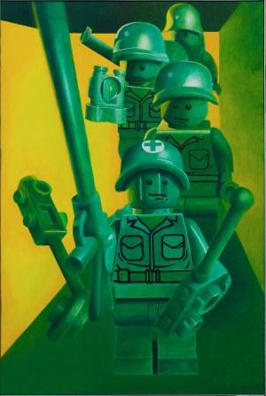 Zbigniew Gorlak, Bio Army cz.2 z cyklu Armia Lego, 2013