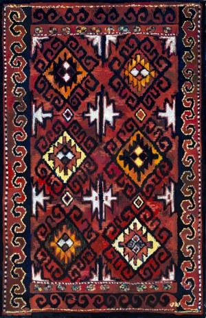 Olga Wolniak, Uzbek julkhyrs, 1996