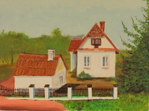 Robert Jankowski, Bawarian Landschaft
