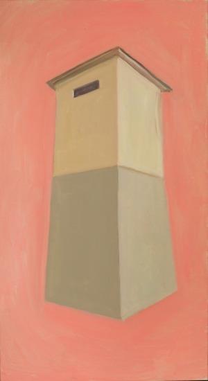 Monika Trzupek, Bez tytułu (różowy)