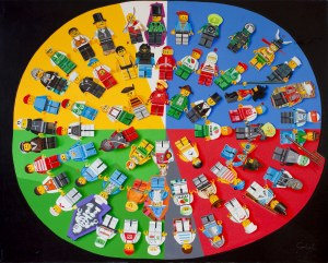 Zbigniew Gorlak, Owal z cyklu Lego, 2012