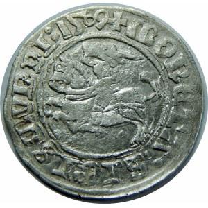 Zygmunt I Stary, Półgrosz Wilno 1509