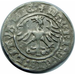 Zygmunt I Stary, Półgrosz Wilno 1512