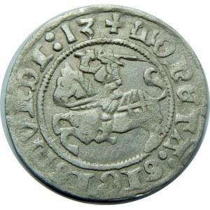 Zygmunt I Stary, Półgrosz Wilno 1513