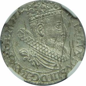 Zygmunt III Waza, Grosz Kraków 1604
