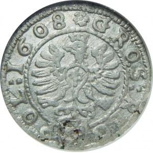 Zygmunt III Waza, Grosz Kraków 1608