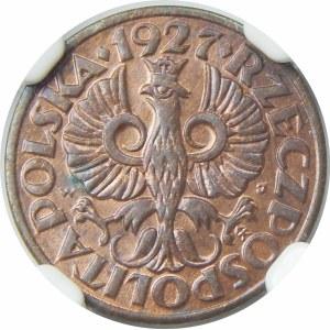 1 grosz 1927