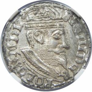 Zygmunt III Waza, Trojak Olkusz 1600