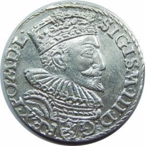 Zygmunt III Waza, Trojak Malbork 1594