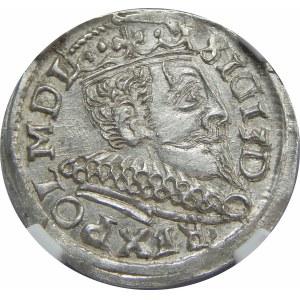 Zygmunt III Waza, Trojak Wschowa 1597