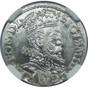 Zygmunt III Waza, Trojak Kraków 1605