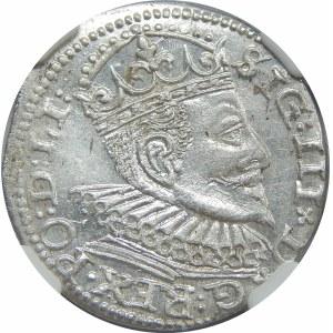 Zygmunt III Waza, Trojak Ryga 1594